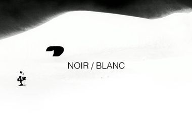 Stefan Spiessberger - NOIR/BLANC - something that stays in your mind for more than just a second