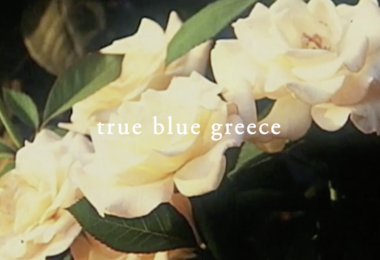 Stefan Spiessberger - true blue Greece