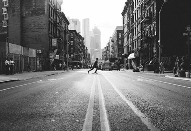 Stefan Spiessberger - Pieces of New York - Downtown.